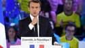 Emmanuel Macron a opposé une fin de non recevoir à Jean-Luc Mélenchon, concernant la réforme du droit du travail.