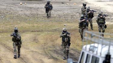 Les forces spéciales françaises combattent actuellement sur de nombreux fronts.