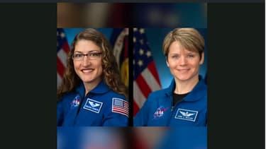 Le 29 mars prochain, une équipe de deux femmes astronautes devait sortir de la station spatiale internationale pour effectuer des réparations.