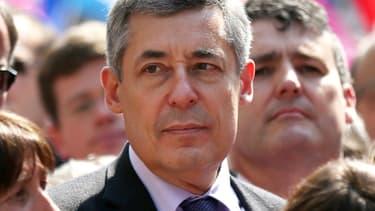 Henri Guaino, dont c'est le tout premier mandat, a été déconcentré par le bruit.