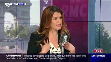 """Marlène Schiappa: """"Je n'aurais jamais accepté de travailler avec un homme reconnu coupable de viol"""""""
