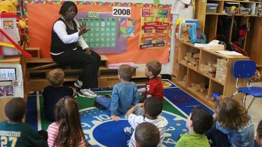 Coup de tonnerre dans le monde très protégé de l'enseignement en Amérique