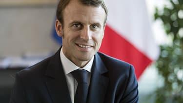 """Le nouveau ministre de l'Économie Emmanuel Macron a connu quelques contrariétés, ayant dû s'excuser d'avoir évoqué des salariés de l'abattoir Gad dont """"beaucoup sont illettrées""""."""