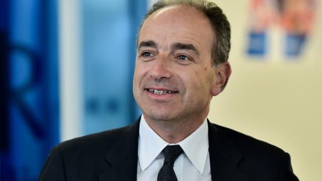 Jean-Francois Copé en mai 2017 à Paris