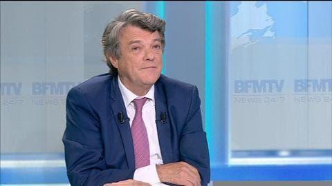 Jean-Louis Borloo de retour à l'Assemblée pour soutenir l'Afrique