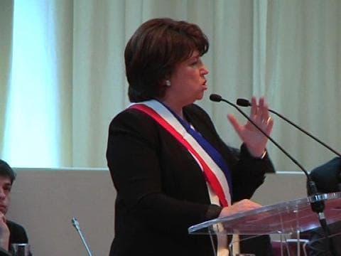 Réforme territoriale: Martine Aubry contre la fusion Nord-Pas-de-Calais et Picardie - 16/07