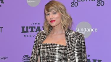 Taylor Swift en 2020