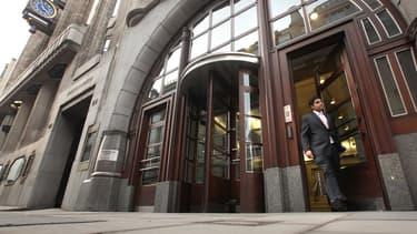 Le siège de Goldman Sachs à Londres.