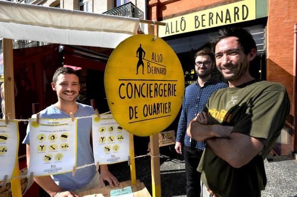 Une conciergerie solidaire en plein cœur de Toulouse