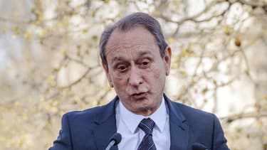 Bertrand Delanoë, le 26 mai 2012.