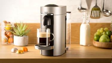 Chez La Redoute, c'est le moment de craquer pour une machine à café...