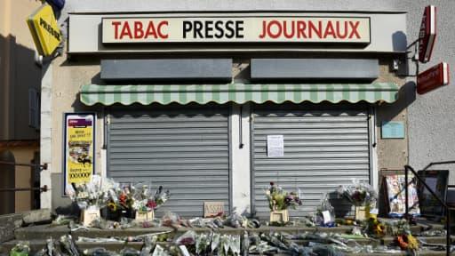 Alors qu'il tentait de désarmer deux hommes dans un tabac à Dolomieu, en Isère, un témoin avait été tué d'un coup de feu, mardi.