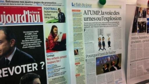 """Amaury édite des journaux comme """"Le Parisien"""", mais organise aussi des événements sportifs comme le Tour de France ou le Dakar"""