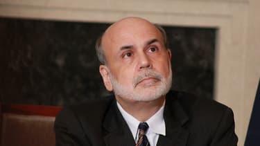 """Les Républicains vont jusqu'à qualifier Ben Bernanke, le président de la Fed, de """"traître""""."""