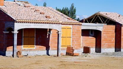 Les mises en chantier et les permis de construire reculent à nouveau en mai