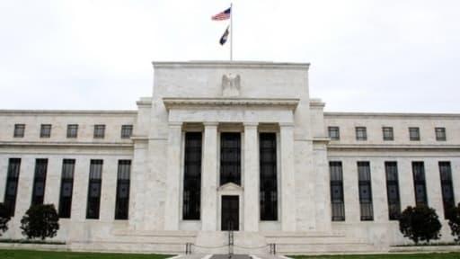 La Réserve fédérale injecte chaque mois 85 milliards de dollars d'argent frais.