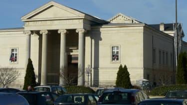 Le palais de justice de Périgueux.