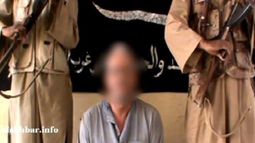 L'un des otages français au Mali