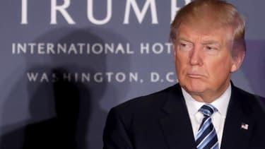 Donald Trump est appelé à céder ses parts