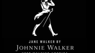Johnnie Walker lance Jane Walker.