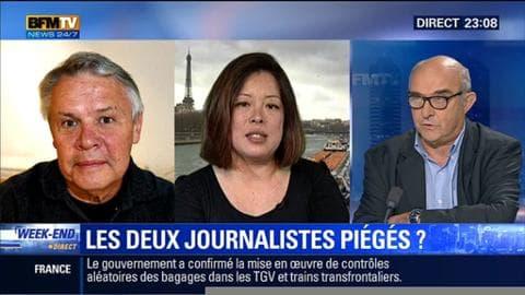 Chantage présumé contre le roi du Maroc (2/2): Les deux journalistes français dénoncent un traquenard