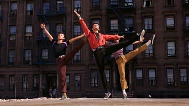 """""""West Side Story"""", de Robert Wise et Jerome Robbins, en 1962"""