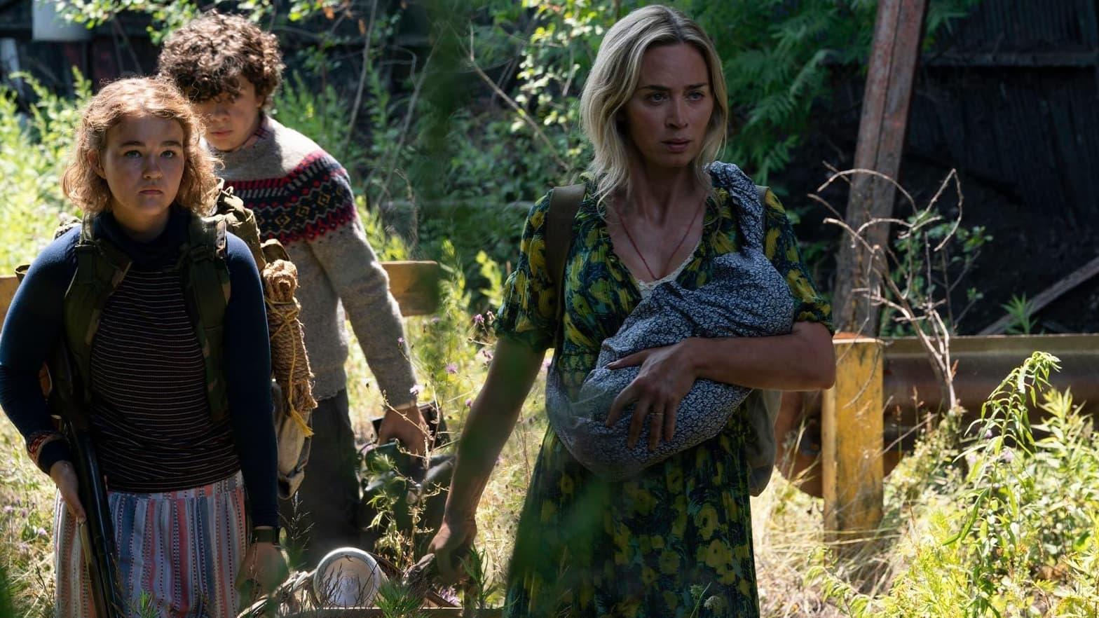 """""""Sans un bruit 2"""": la sortie du blockbuster encore décalée, une nouvelle date en septembre 2021"""