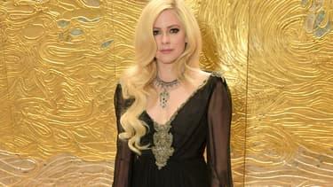 Avril Lavigne en avril 2018 à Beverly Hills