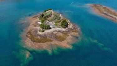 L'île bretonne de Roc'h ar Hon est à vendre