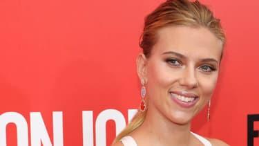 Scarlett Johansson, en septembre 2013, à New York.