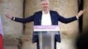 """A la fête de la Violette en septembre dernier, Laurent Wauquiez a appelé au """"rassemblement""""."""