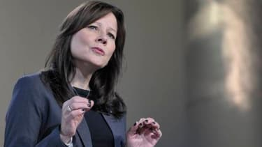 Mary Barra va prendre les rênes de General Motors en janvier 2014