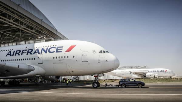 Le poids de cet Airbus A380 : 285 tonnes.
