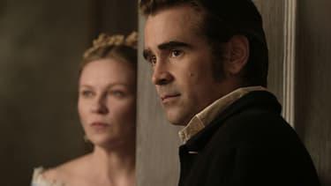 "Colin Farrell et Kirsten Dunst dans ""Les Proies"" de Sofia Coppola"
