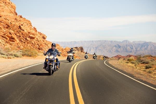 Ce spécialiste du voyage aux Etats-Unis offre notamment de vrais road-trips en Harley-Davidson.