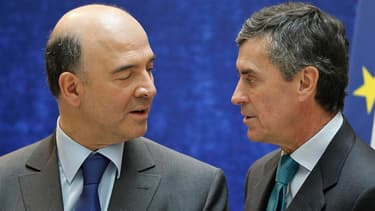 Pierer Moscovici et Jérôme Cahuzac préparent la réforme de l'ISF