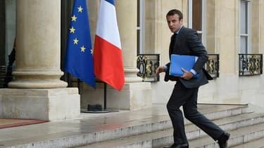 Emmanuel Macron s'est entouré d'une équipe de statisticiens.