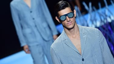 La fashion week de Milan, le 22 juin dernier