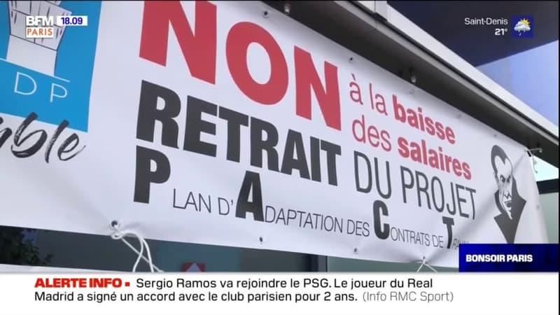 Orly: les salariés de l'aéroport de Paris sont en grève