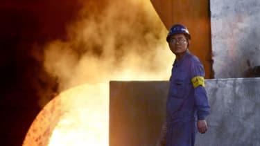 L'acier chinois est au coeur de la lutte antidumping menée par l'UE.