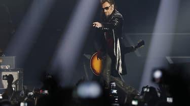 Un hommage populaire est rendu à Johnny Hallyday ce samedi à Paris
