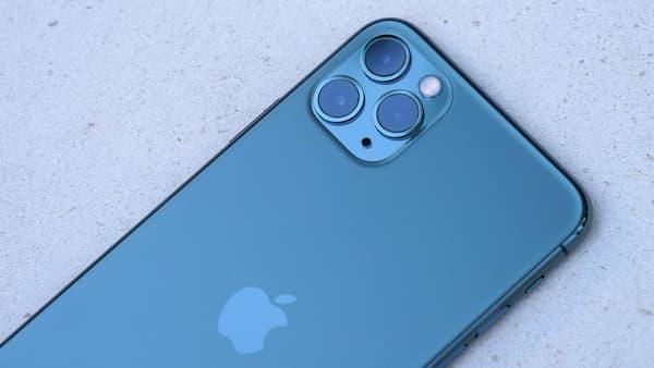 L'iPhone 11 Pro d'Apple