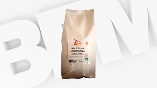 certains lots de cette farine de sarrasin sont susceptibles d'être contaminés par la datura, une plante toxique