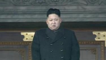 Le dirigeant de la Corée du Nord Kim Jong-un.
