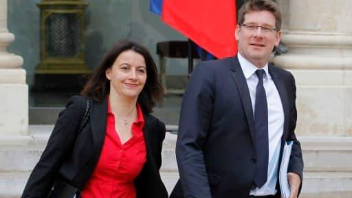 Pascal Canfin et Cécile Duflot n'étaient pas au courant de l'annonce de Philippe Martin, à propos de la fiscalité du diesel.