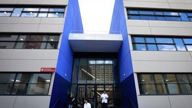 La façade de l'IHU Marseille (photo d'illustration).