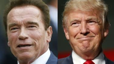 """Arnold Schwarzenegger a succédé à Donald Trump dans l'émission """"The Apprentice"""""""