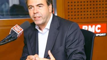 Luc Chatel, Ministre de l'Education nationale et porte-parole du Gouvernement