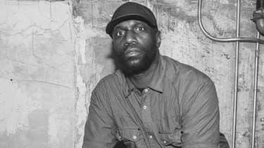 Le musicien Malik B, membre du groupe The Roots de 1987 à 1999.