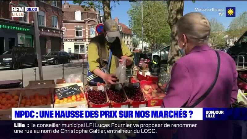 Nord-Pas-de-Calais: après le mauvais temps du printemps, vers une hausse des prix sur les marchés?